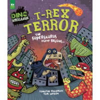 Dino Supersaurus: T-Rex Terror