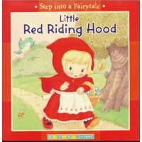 Step Into A Fairytale: Little Red Riding Hood - HB