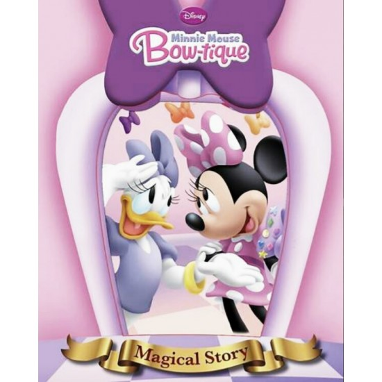 Disney Junior Minnie's Bow-tique Magical Story