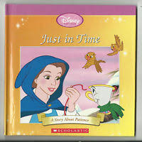 Disney Princess: Just in Time - HB