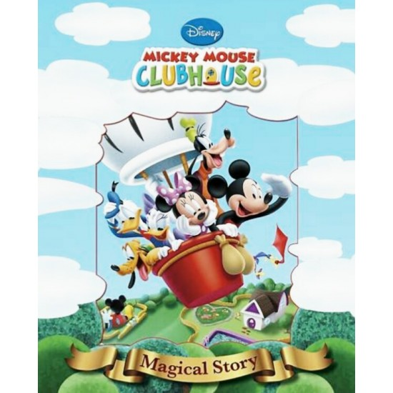 Disney Junior Mickey Mouse Clubhouse Magical Story - HB