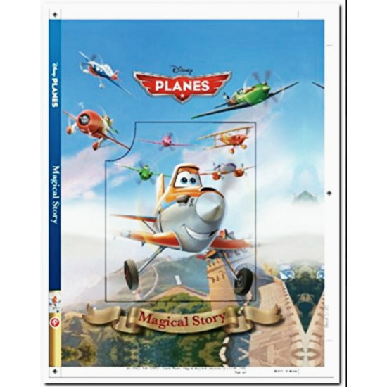 Disney Planes: Magical story - HB
