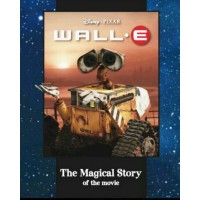 Disney Pixar WALL.E: The Magical Story of the Movie - HB