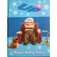 Disney Pixar Up Read Along Story - HB