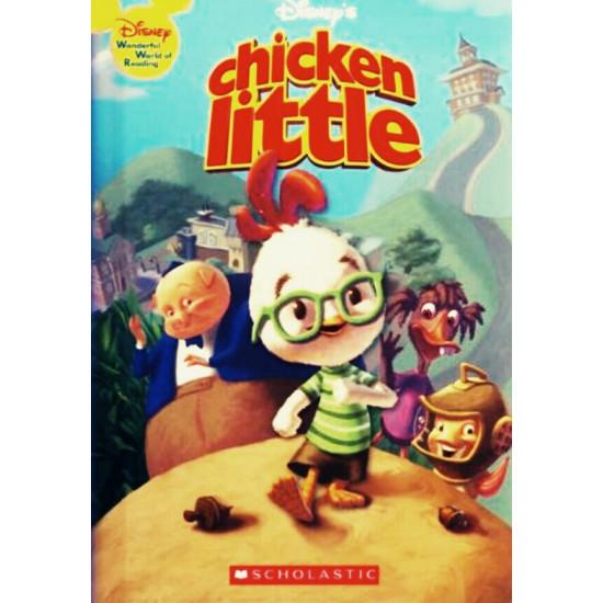 Disney's Wonderful World of Reading: Chicken Little - HB