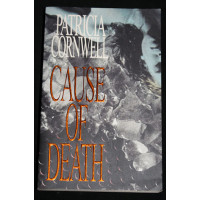 Patricia Cornwell Cause of Death - HB
