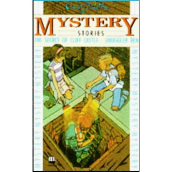 Enid Blyton Mystery Stories: The Secret Of Cliff Castle & Smuggler Ben