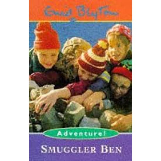 Enid Blyton Adventure Of Smuggler Ben