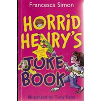 Horrid Henry's Joke Book-Francesca Simon