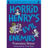Horrid Henry's Evil Enemies- Francesca Simon-HB