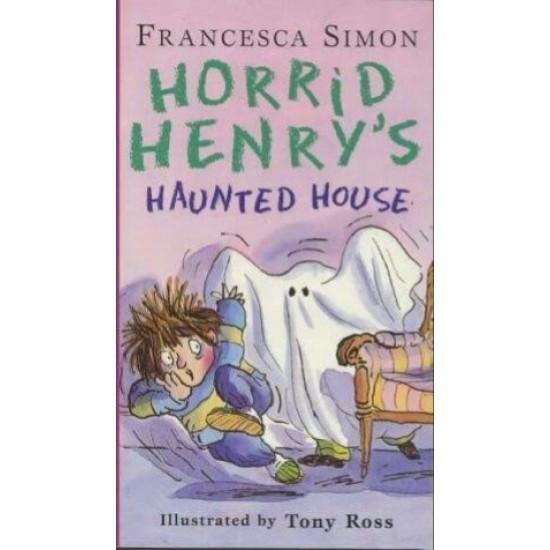 Horrid Henry's Haunted House-Francesca Simon