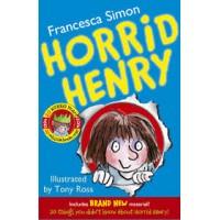 Horrid Henry -Francesca Simon