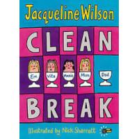 Clean Break by Jacqueline Wilson-Paperback