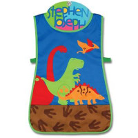 Craft Apron Dino