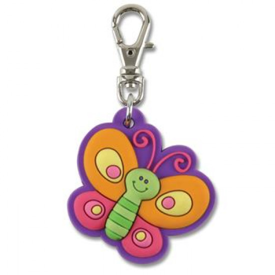 Zipper Pull Butterfly