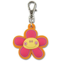 Zipper Pull Flower