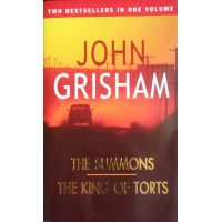 John Grisham 2 Books in 1: The Summons /The King Of Torts