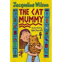 The Cat Mummy by Jacqueline Wilson