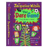 The Dare Game: Tracy Beaker is Back by Jacqueline Wilson