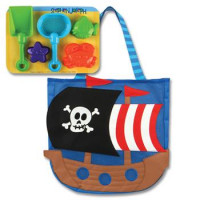 Beach Tote Pirate
