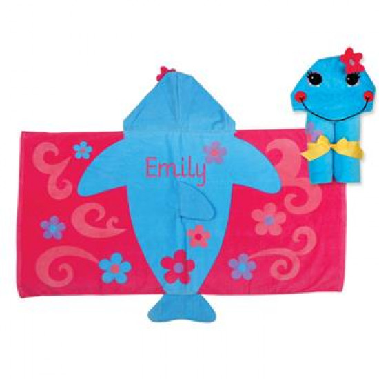 Hooded Towel Dolphin