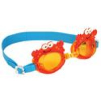 Swim Goggles Crab