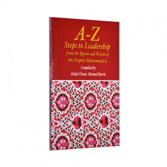 A-Z Steps to Leadership
