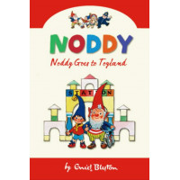 Enid Blyton Noddy Goes To Toy land - HB