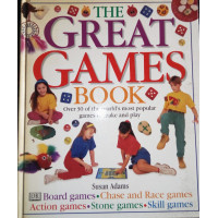 The Great Games Book - HB