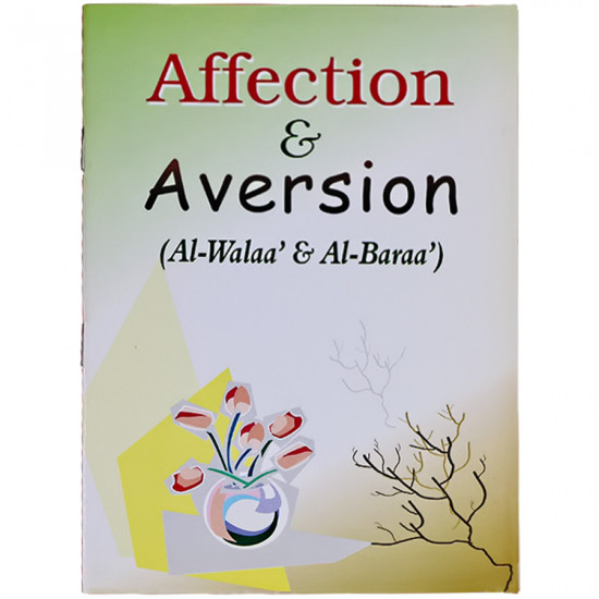 Affection and Aversion.