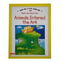 Animals Entered the Ark (Dot-to-Dot Fun) - Saniyasnain Khan