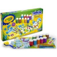 Painting Case- Crayola