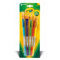Paint Brushes 5 in a Pack