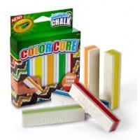 Crayola Color Core Washable Sidewalk Chalk