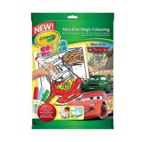 Color Wonder Cars by Crayola