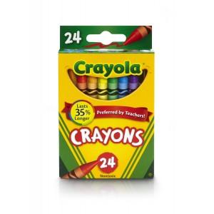 Crayons and Mini Kids