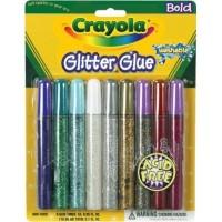 Glitter Glue x 9 Crayola