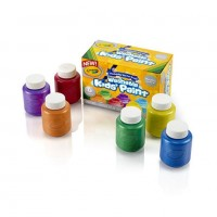 Washable Metallic Paint 6CT by Crayola