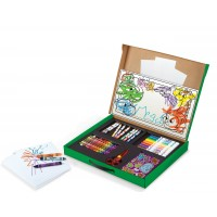 Crayola Mini Kids - Create and store case