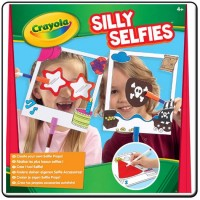 Silly Selfie Photo Kit -Crayola