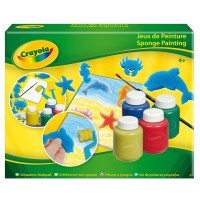 Sponge Kit Crayola