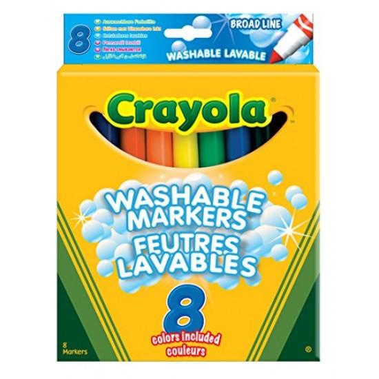 8 Super Washable Breadline Pens
