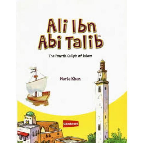 Ali Ibn Abi Talib by Maria Khan- PB