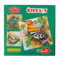 Birds 1. Allah Made Them All Puzzles