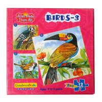 Birds 3. Allah Made Them All Puzzles