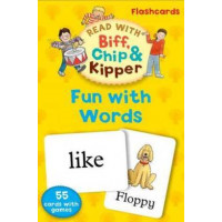 Oxford Reading Tree Read with Biff, Chip, and Kipper: Fun with Words Flashcards (Other) Roderick Hunt