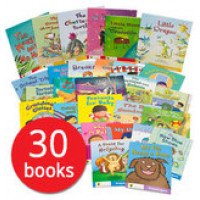 Oxford Reading Tree: Snapdragons Collection x 30 PB