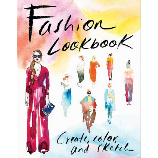 Fashion Lookbook Activity Journal