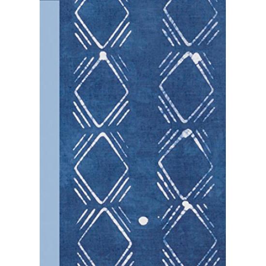 Galison Cloth Journal (Indigo)