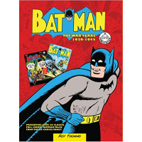 Batman: The War Years 1939-1945- Hardcover by Thomas, Roy